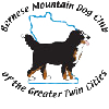 Bernese Mountain Dog Club Logo