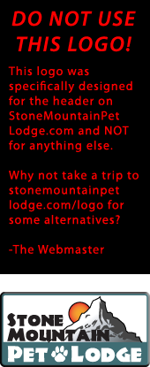 Stone Mountain Pet Lodge logo