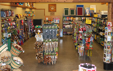 Retail Pet Supply Outfitters At Stone Mountain Pet Lodge